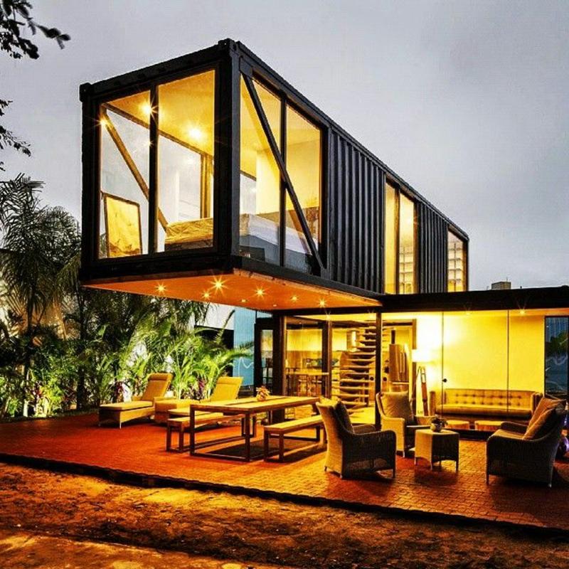 Containerhäuser Container Haus bauen