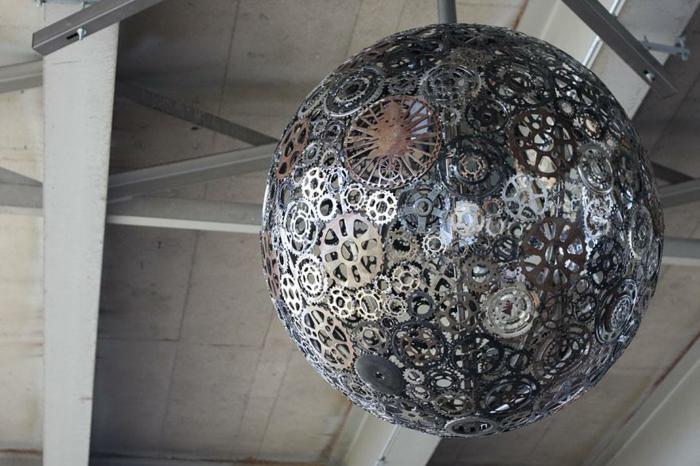 DIY LAMPEN SELBER machen lampe diy lampenschirme selber machen getriebe