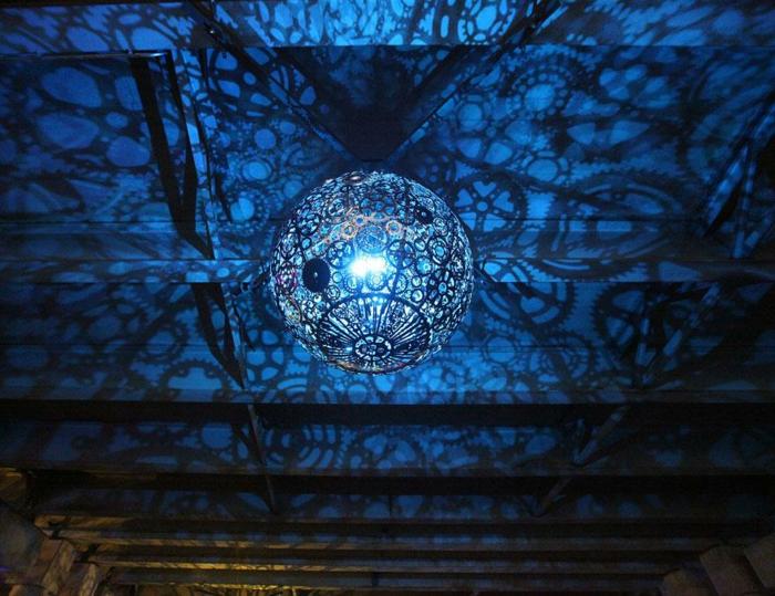 DIY LAMPEN SELBER machen lampe diy lampenschirme selber machen raedchen
