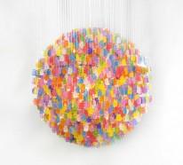 DIY Lampe-59 fantasievolle Ideen für echte Individualisten