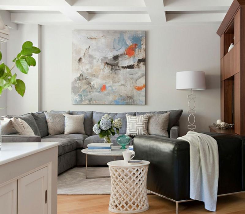 dekoideen wohnzimmer: exotische stile und tolle deko ideen im ...