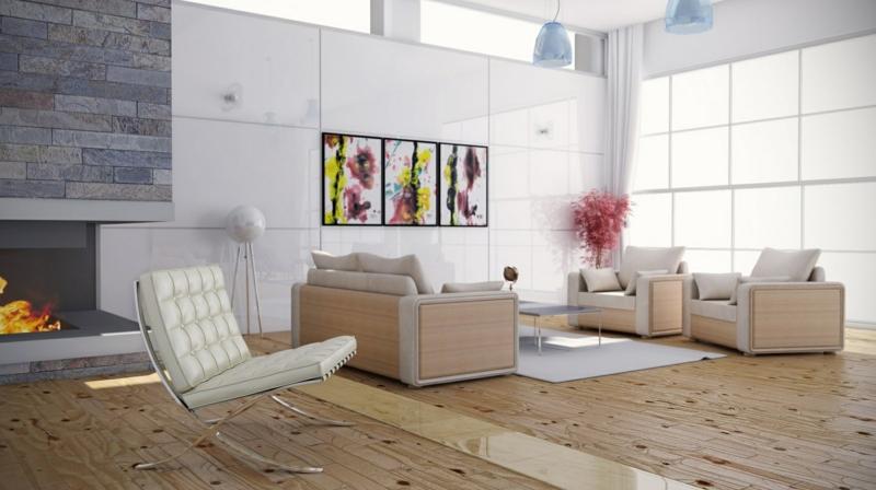 Dekoideen Wohnzimmer Einrichtungsideen und Dekotipps