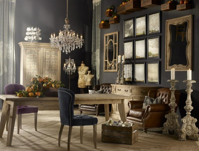 dekoideen wohnzimmer exotische stile und tolle deko ideen im - Wohnzimmer Einrichten Natur