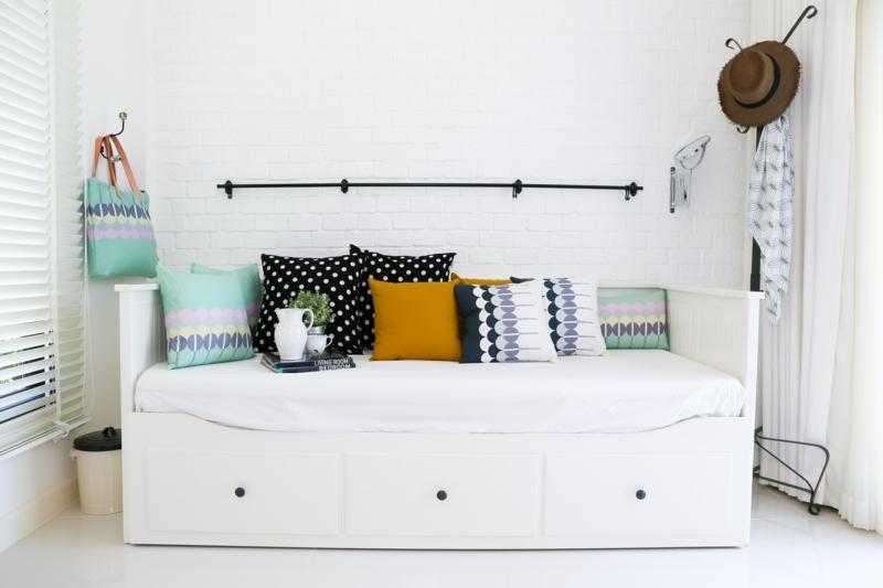 Dekoideen Wohnzimmer einrichten Beispiele Wohnzimmermöbel