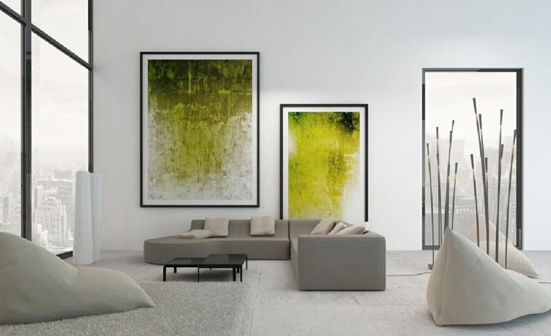 Perfekt Exotische Stile Und Tolle Deko Ideen Verschönern Das Moderne Wohnzimmer ...