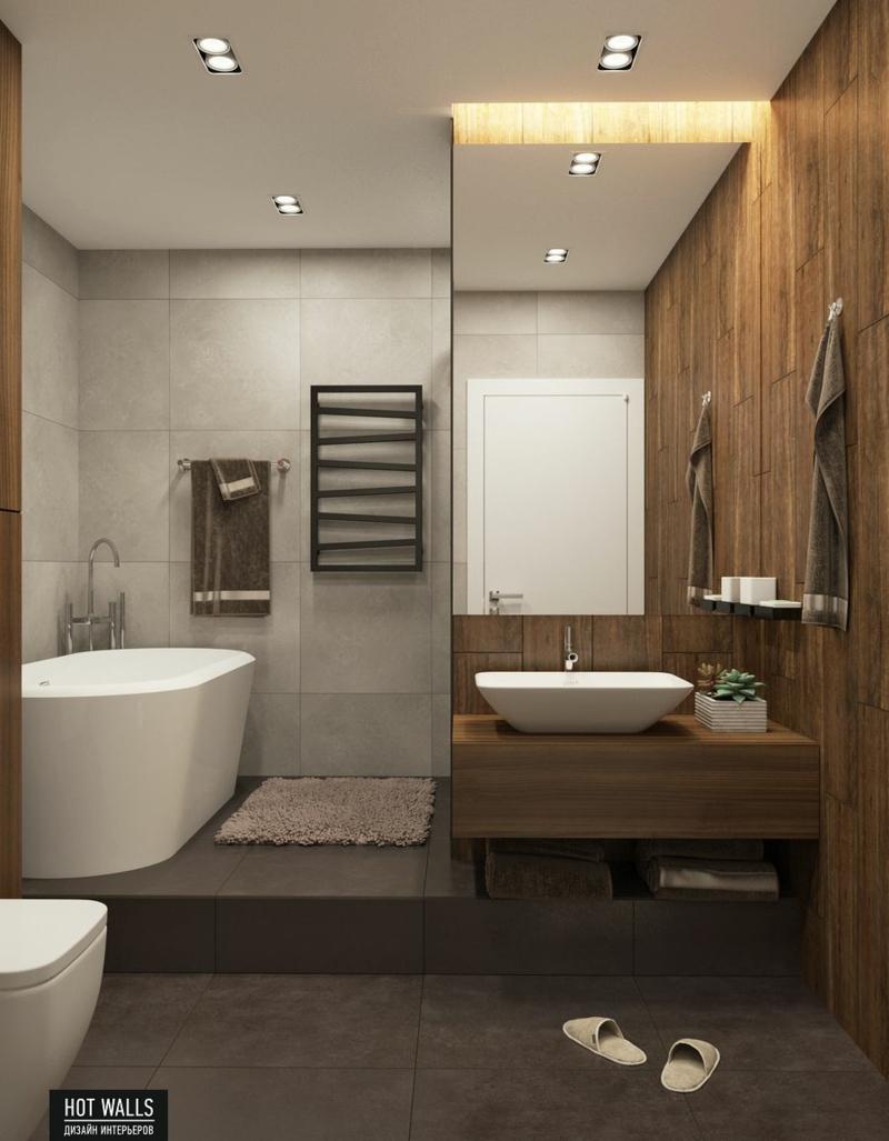 Einrichtungsbeispiele Wohnung With Einrichtungsbeispiele Vom Russischen  Designstudio Hot Walls Also Designer Einrichtungsbeispiele Badezimmer Ideen  From ...