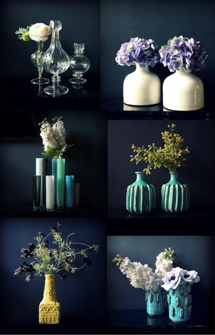 Die Gotik Architektur Merkmale Kunst weisses Badezimmer Gestaltung Design dunkle szene blumen variante