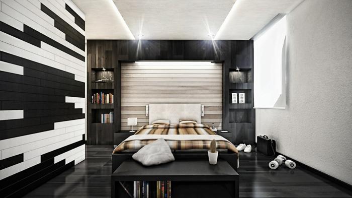 stilvolles gotisches schlafzimmer – usblife, Schlafzimmer design