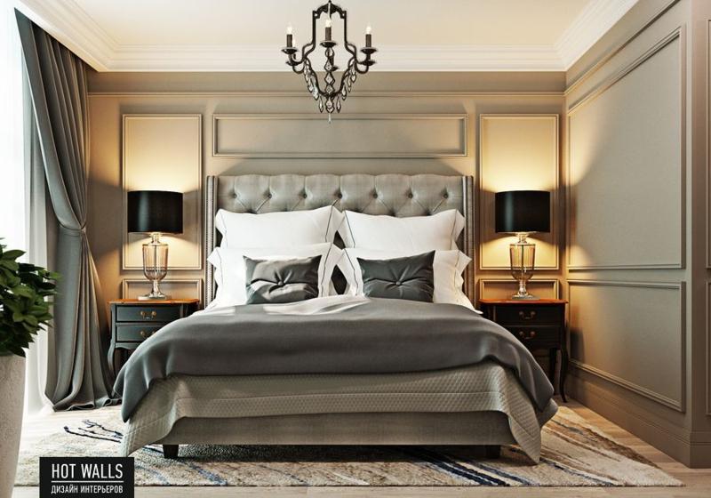 einrichtungsbeispiele vom russischen designstudio hot walls. Black Bedroom Furniture Sets. Home Design Ideas