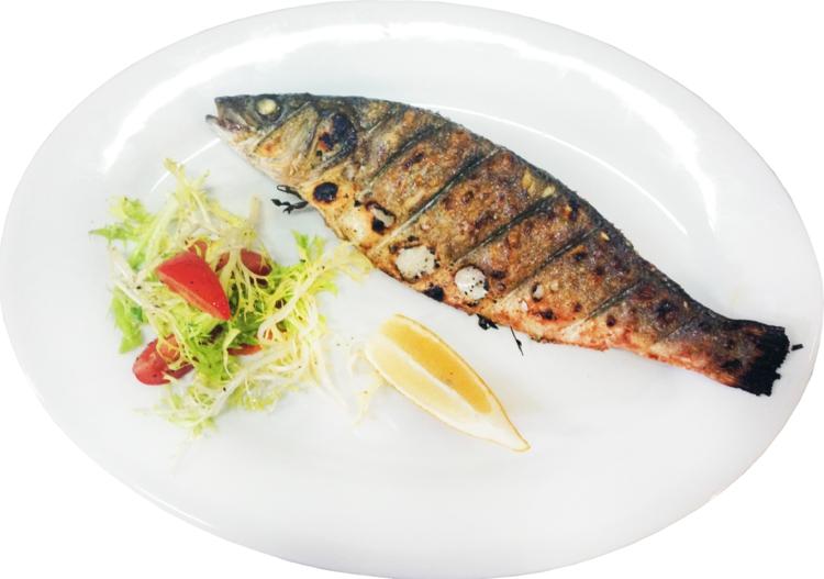 Fischgerichte gesunde Ernährung Meeresfrüchte Rezepte