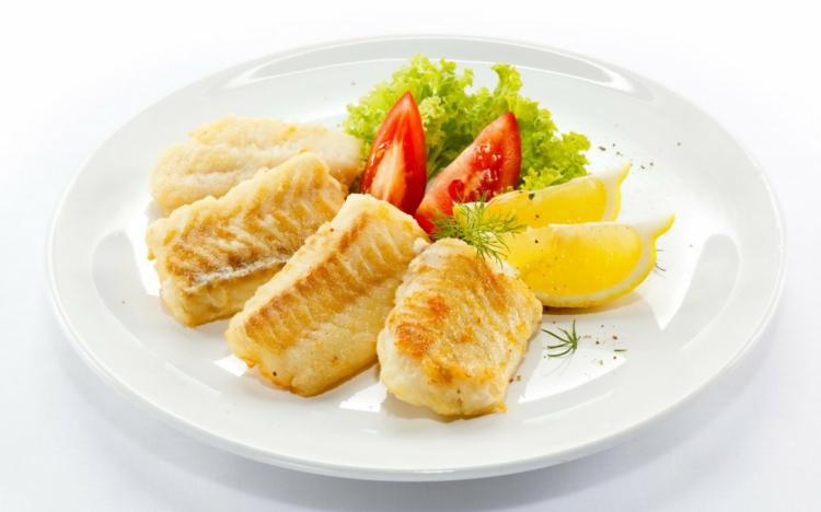 Fischgerichte und Meeresfrüchte Rezepte gesunde Ernährung