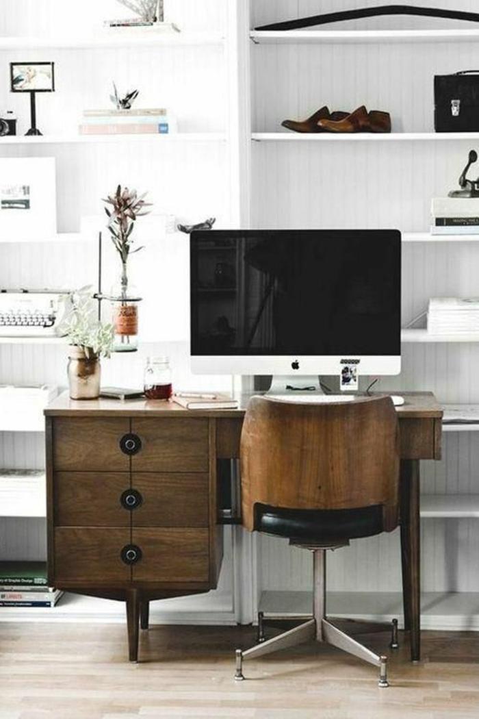 Home Office Arbeitsplatz einrichten Arbeitszimmer Möbel