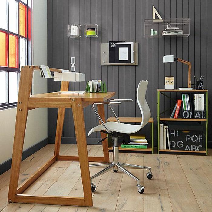 Home Office einrichten skandinavische Möbel