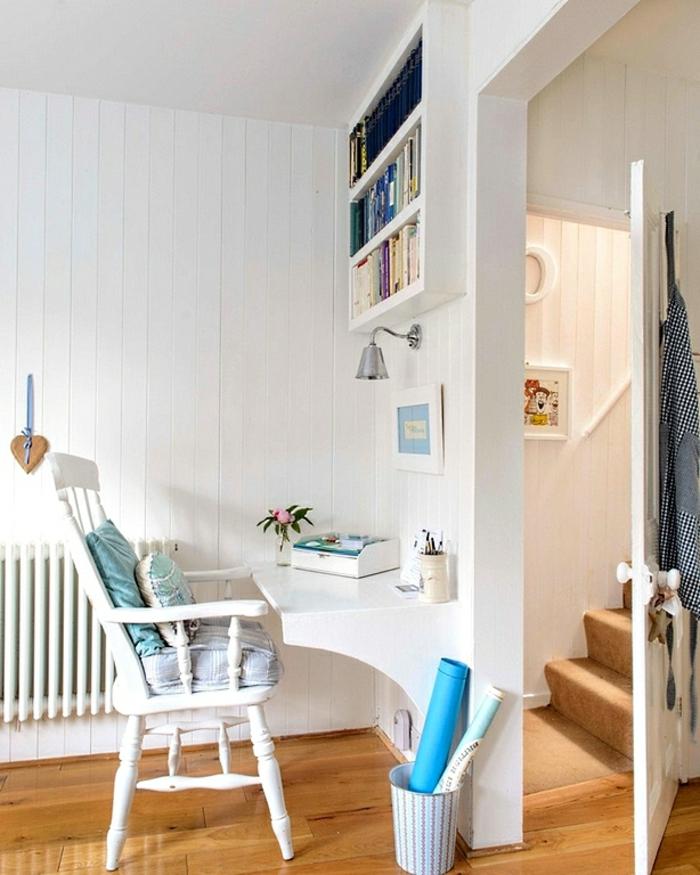 Homeoffice Möbel kleines Büro einrichten