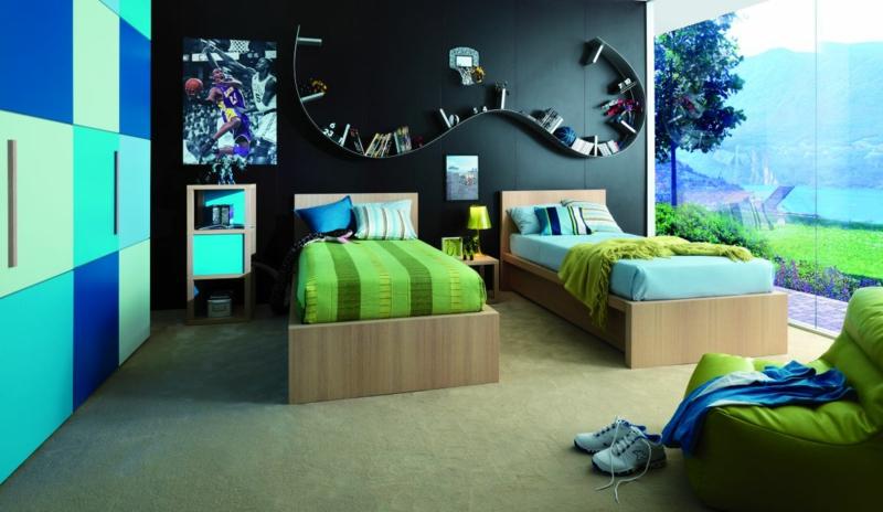 Jungen Kinderzimmer Möbel Jugendzimmer komplett