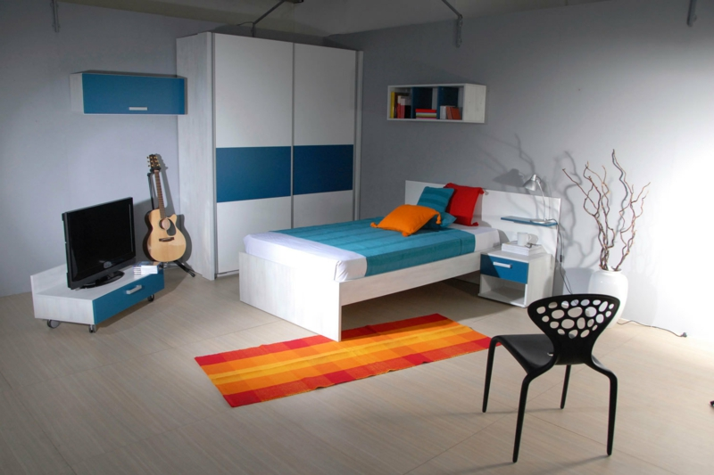 Jungen Kinderzimmer Möbel Set Jugnedzimmer komplett