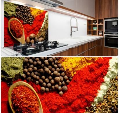 Küchenrückwand – Trendige Alternativen zum klassischen Fliesenspiegel