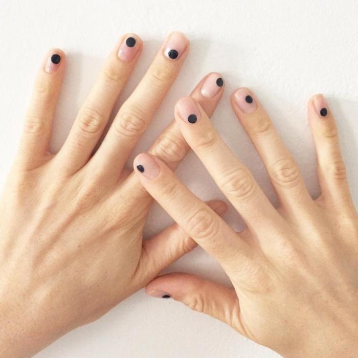 Single Line Nail Art : Nageldesign bildergalerie welche sind die aktuellen