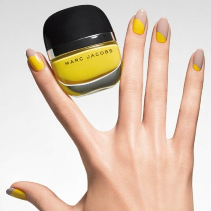 Nageldesign Bilder Fingernägel Trends aktuelle Nagellackfarben
