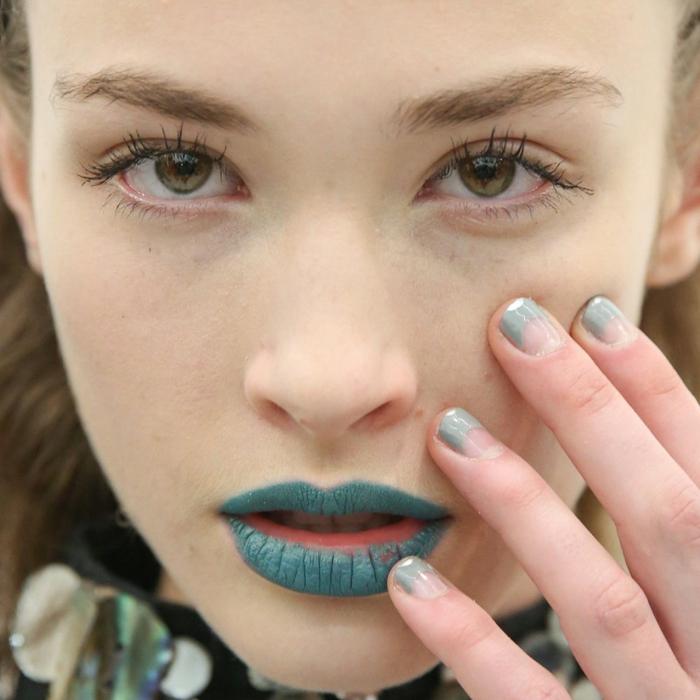Nageldesign Bildergalerie aktuelle Nagellackfarben