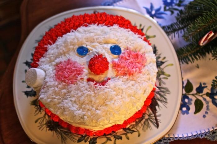 basteln weihnachten bastelideen weihnachten torte