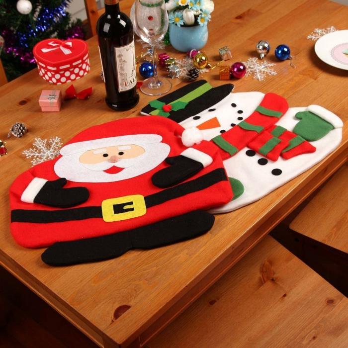 Nikolaus Basteln basteln weihnachten figuren