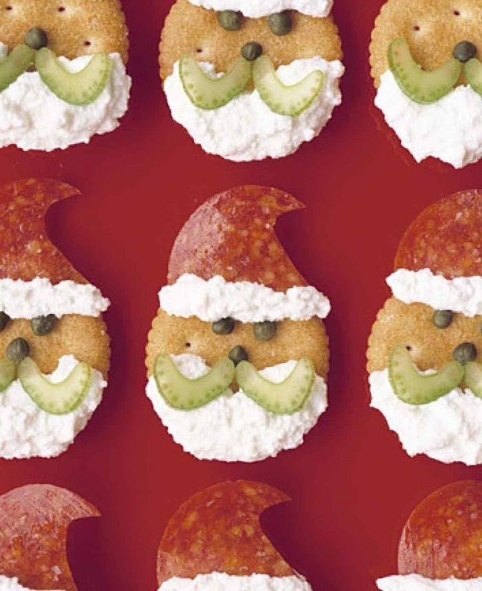 Nikolaus Basteln basteln weihnachten haepchen nikolaus