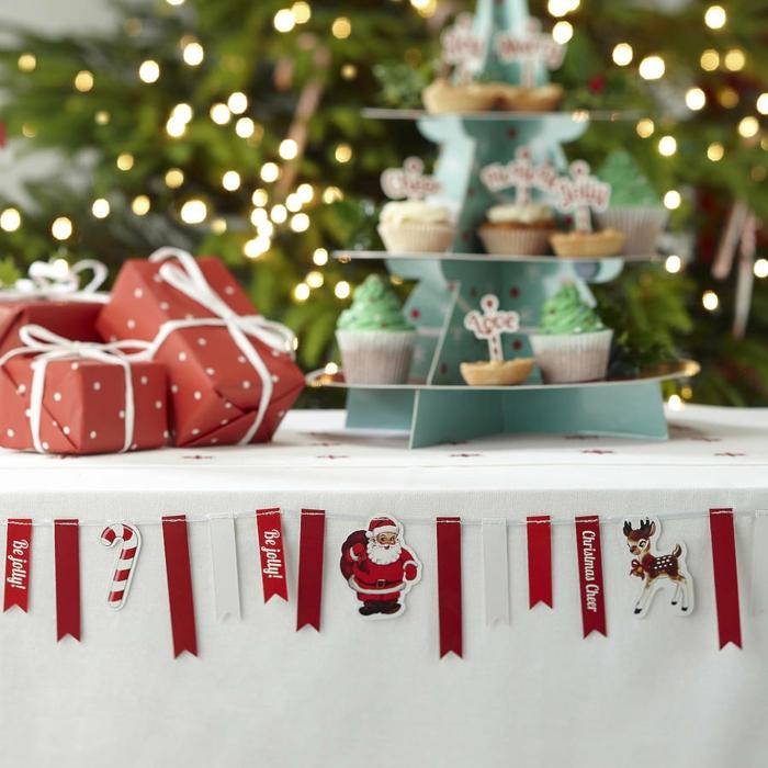 weihnachtsgeschenke basteln basteln weihnachten leiste lametta