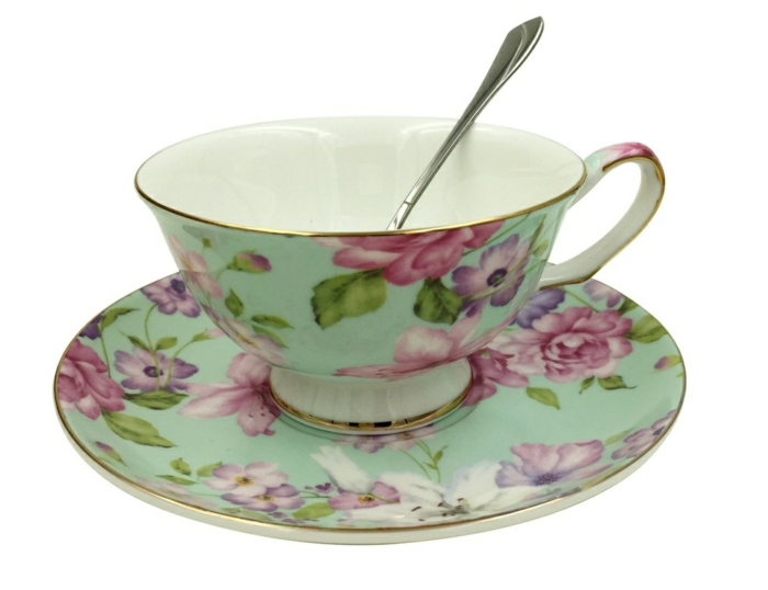 butterdose keramik Geschirr wohnaccsessoires teetasse