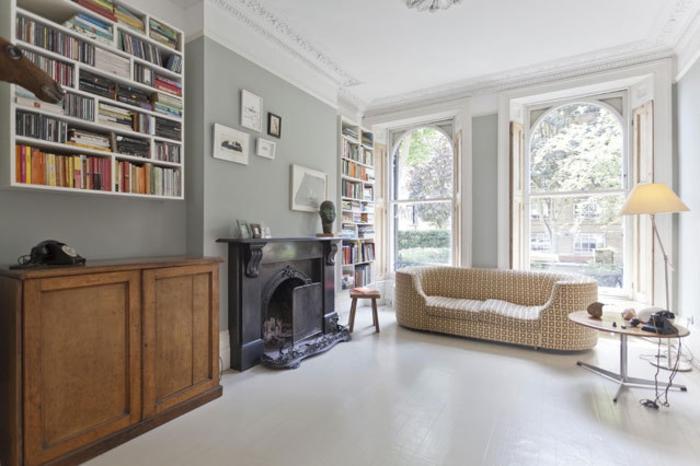 Raumgestaltung Ideen Wohnzimmer Möbel klassisch