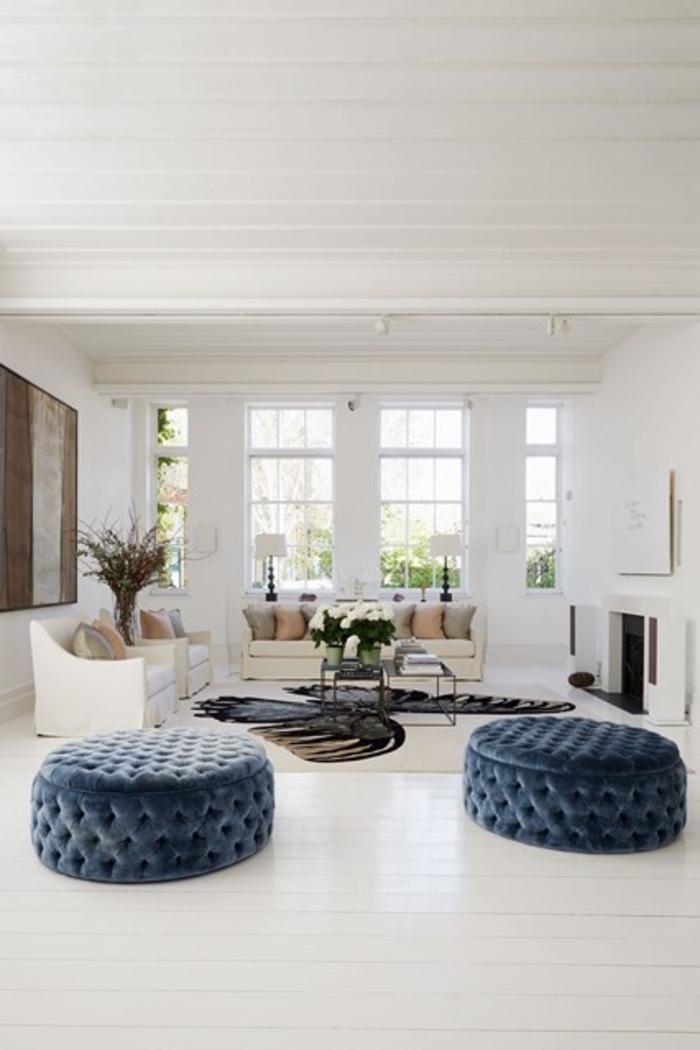 Raumgestaltung Ideen Wohnzimmer Polstermöbel