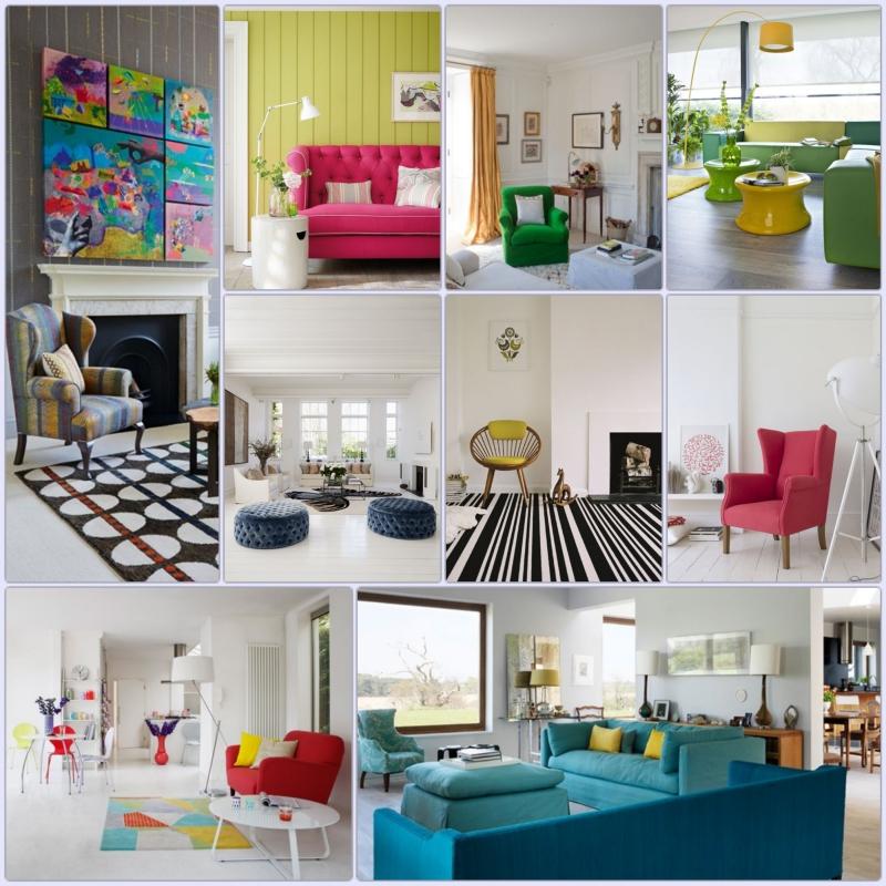 Raumgestaltung Ideen Wohnzimmer Gestalten Beispiele