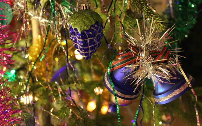 Russische Weihnachten Weihnachten in Russland weihnachtsspeisen weihnachtsbaum nah