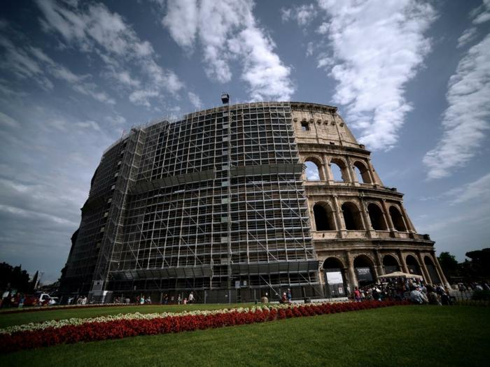 Sehenswürdigkeiten in Italien sehenswuerdigkeiten in italien colosseum tods