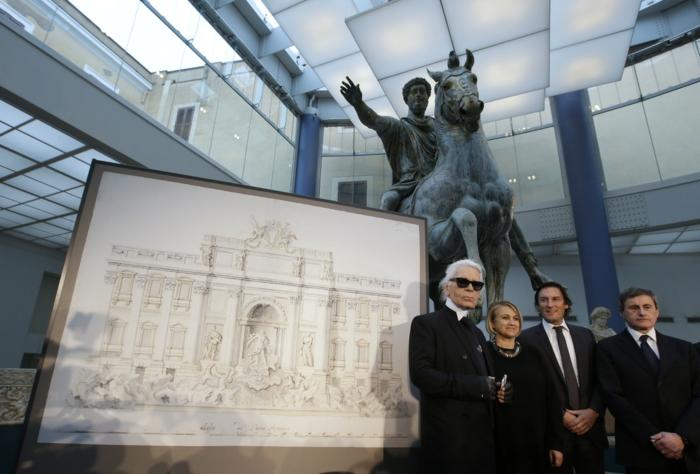 Sehenswürdigkeiten in  Italien sehenswuerdigkeiten in italien fontana di trevi eröffnung