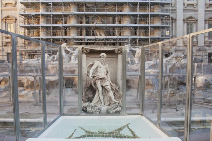 Sehenswürdigkeiten in Italien sehenswuerdigkeiten in italien fontana di trevi renovierung