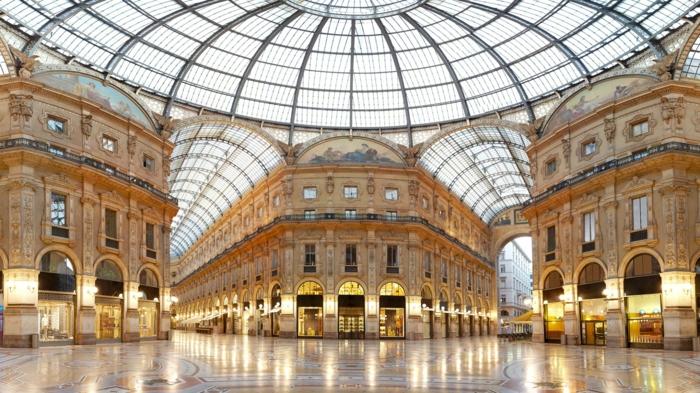 Sehenswürdigkeiten in Italien sehenswuerdigkeiten in italien vitorio emanuelle II galeria