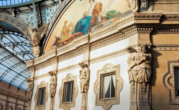 Sehenswürdigkeiten in Italien sehenswuerdigkeiten in italien vitorio emanuelle II prada versace