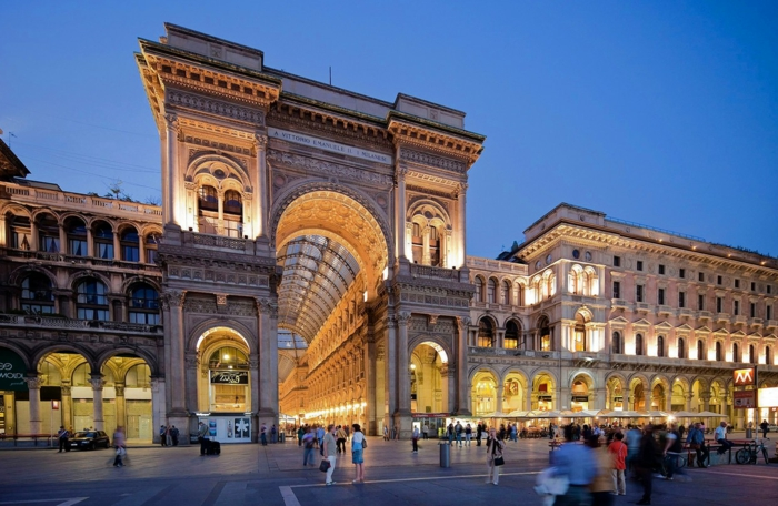 Dubai To Rome Tour Package