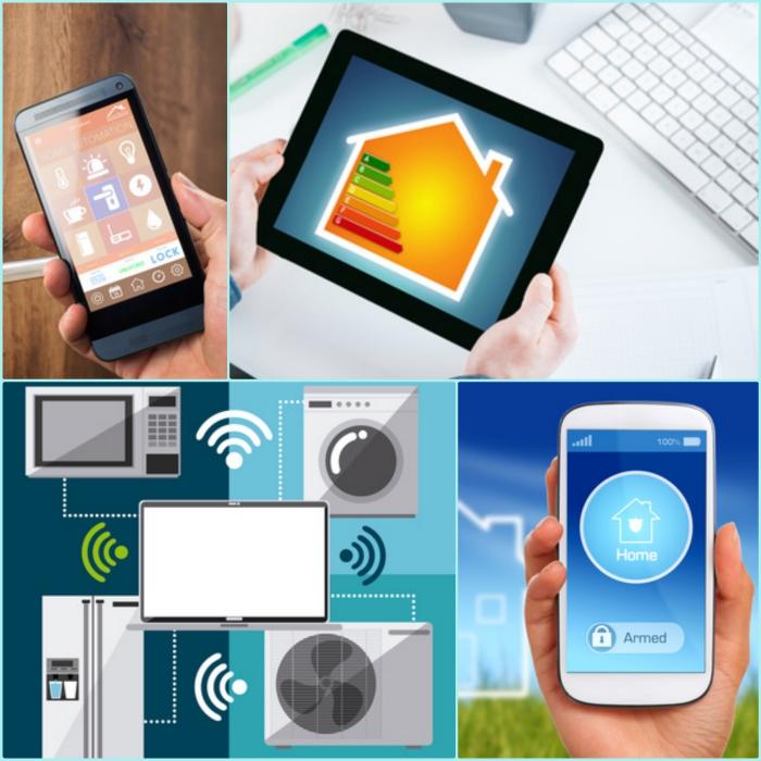 Smart Home Systeme Gadgets Geräte neue Technologien