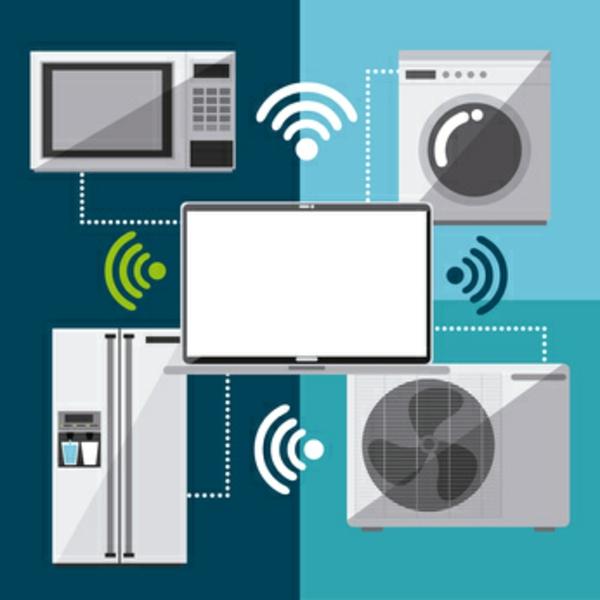 Smart Home Systeme Gadgets Haushaltsgeräte per Knopfdruck einstellen