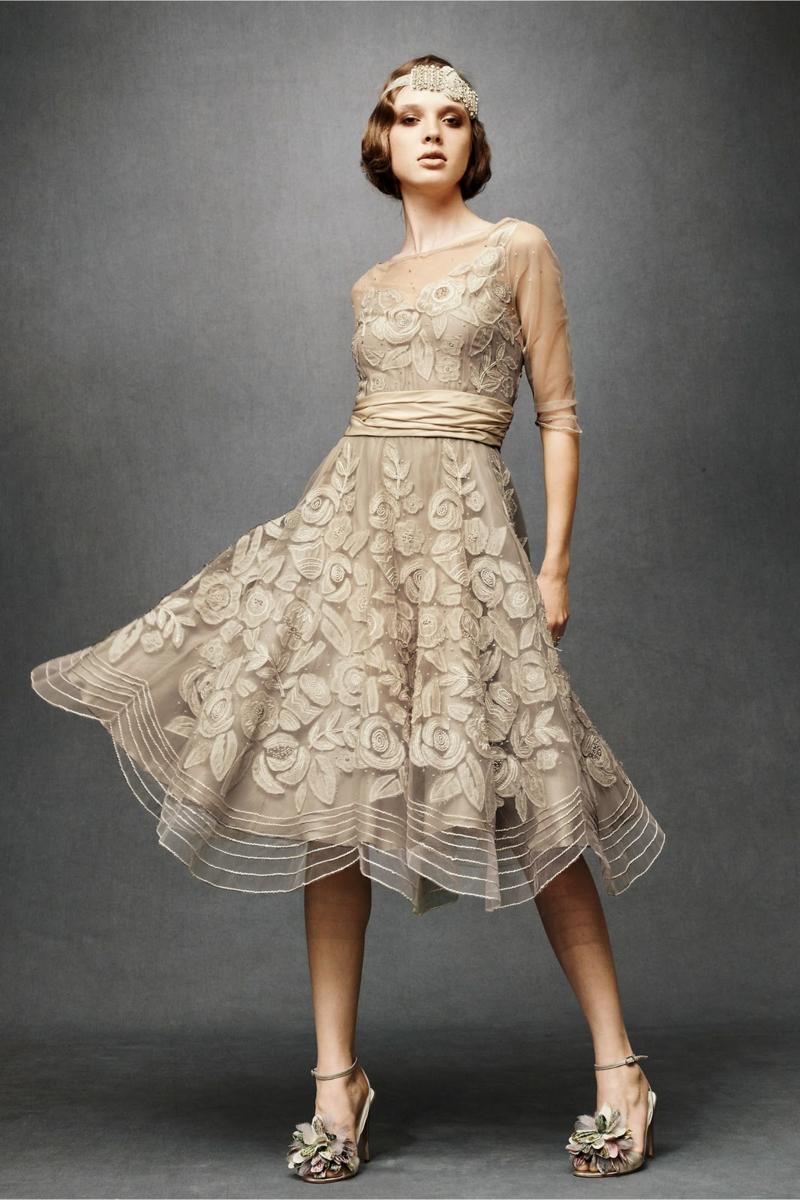 Kleid vintage stil