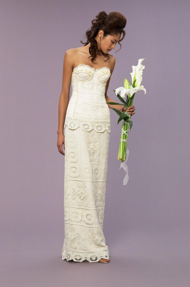 Vintage Kleider 30er Mode Vintage Hochzeitskleider