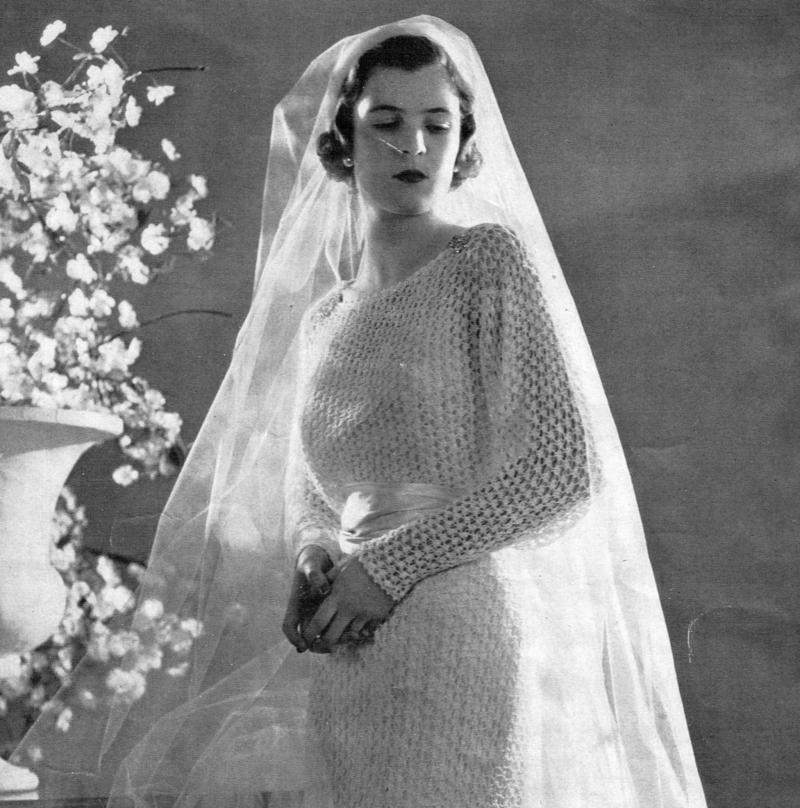 Vintage Kleider 30er Vintage Hochzeitskleider