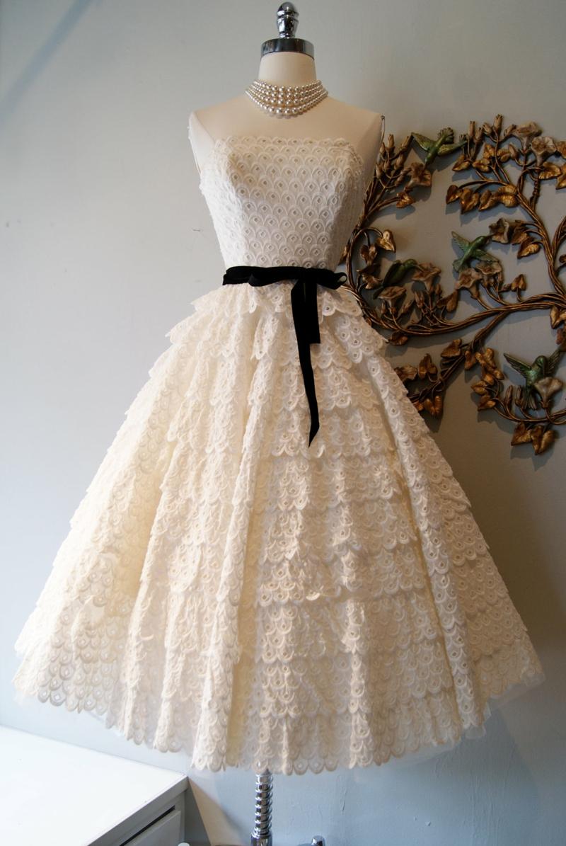 Vintage Kleider 50er Rockabilly Kleider Ideen