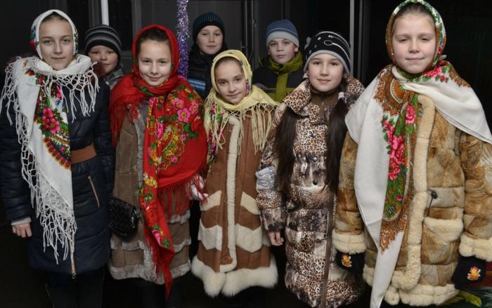 Weihnachten in Russland Russische  Weihnachten zaubersprüche gesang