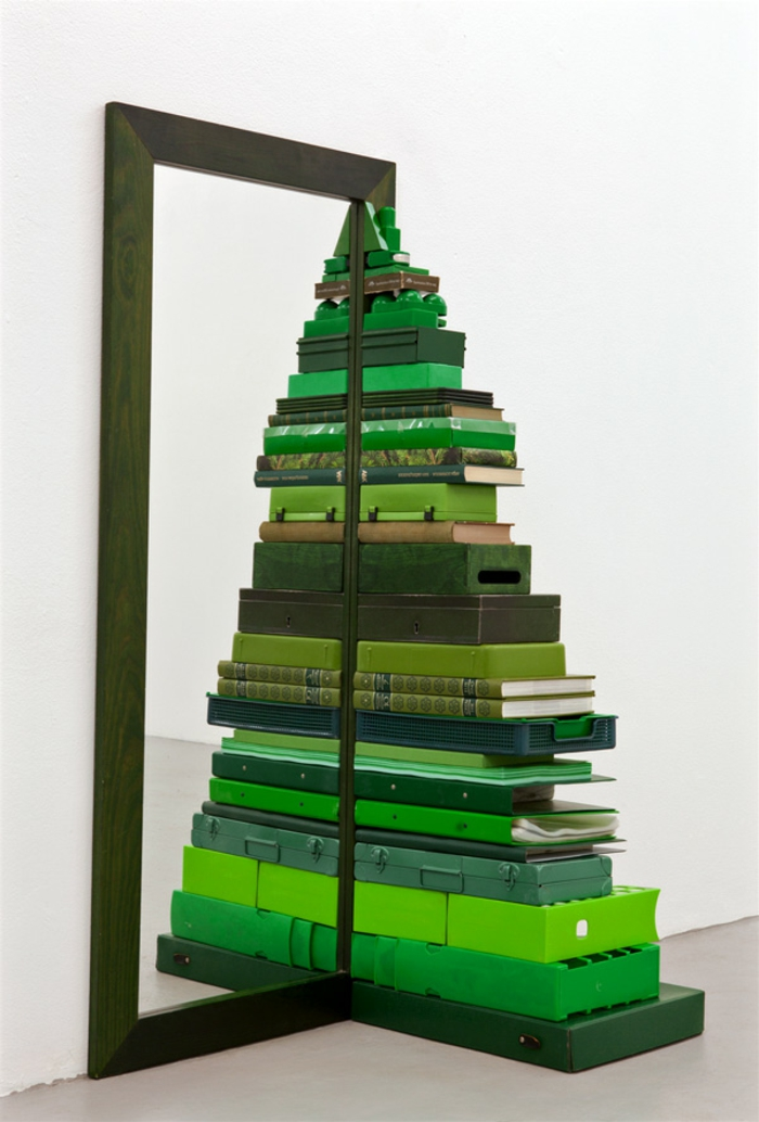 Tannenbaum Basteln 30 Kreative Diy Ideen Fur Weihnachtsbasteln