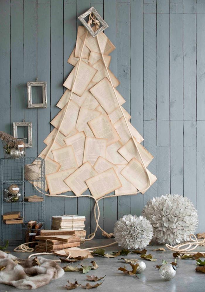 Tannenbaum basteln 30 kreative diy ideen f r weihnachtsbasteln - Weihnachtsbaum dekorieren ...