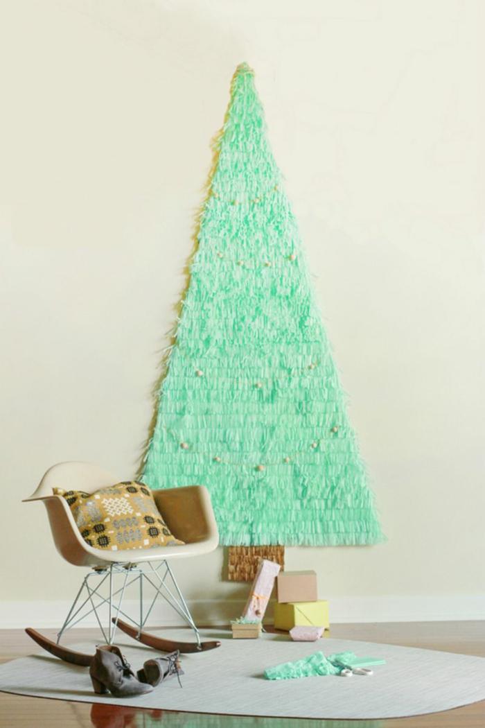 Weihnachtsbasteln Weihnachtsbaum selber basteln