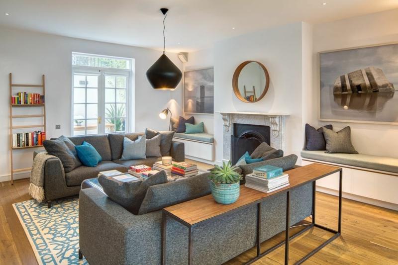dekoideen wohnzimmer: exotische stile und tolle deko ideen im ... - Wohnideenwohnzimmer